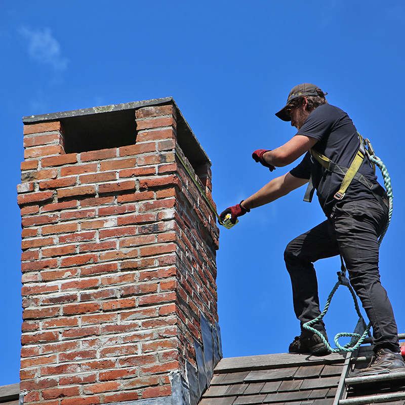 chimney inspection in amherst nh