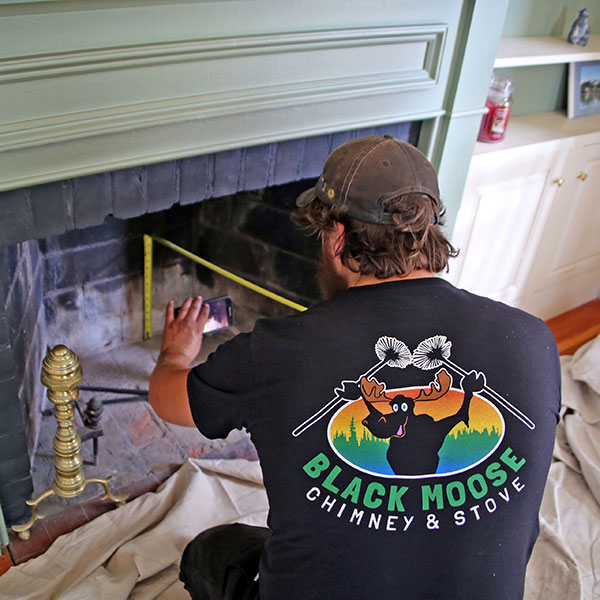 fireplace remodeling in Merrimack NH